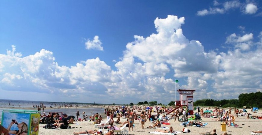 Soak Up Some Sun in Estonia's Best Beach