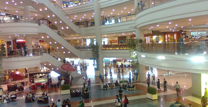 Shop till You Drop in Manila