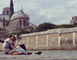 Want To Treat Your Lover To A Romantic Break? Choose France