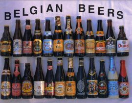 Drink Away to Belgium's Beer