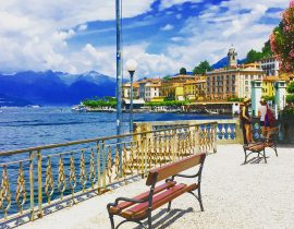 Backpacking to Brig, Interlaken,Zurich, Geneva Switzerland, and Lake Como Italy