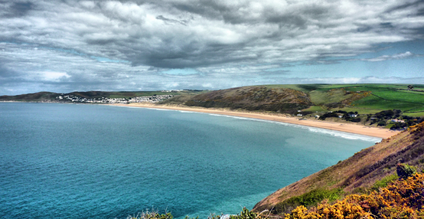 5 Stunning British Beaches You Have To See