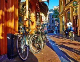 The Ultimate Amsterdam Bike Tour